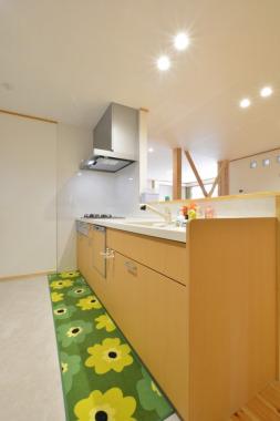 「キッチン」After