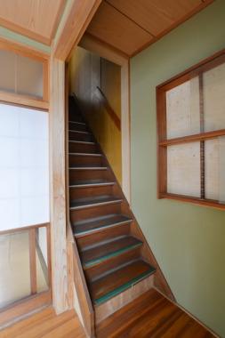 「階段」Before