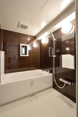 「浴室」After