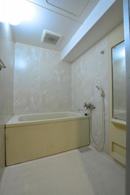 「お風呂」Before