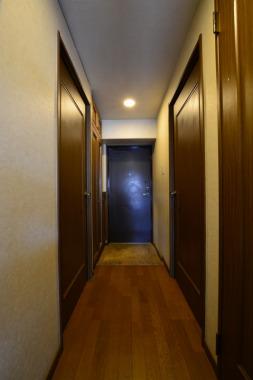 「廊下」Before