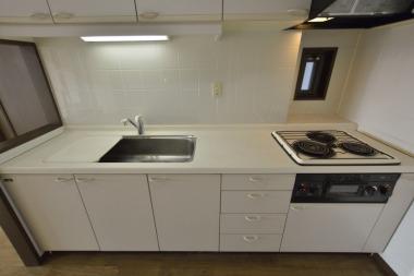 「キッチン」Before