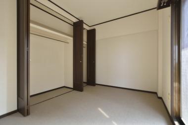 「洋室」Before
