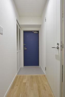 「玄関」After
