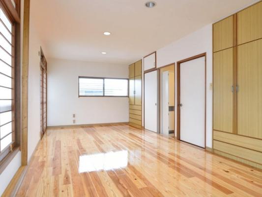 [和室→洋室へ]床のリフォーム