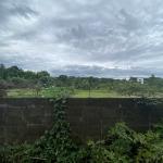 南側景観を撮影。