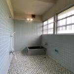 なんと3帖大の大型浴室です!