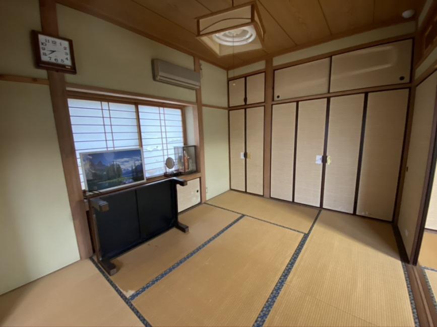 1階6畳和室