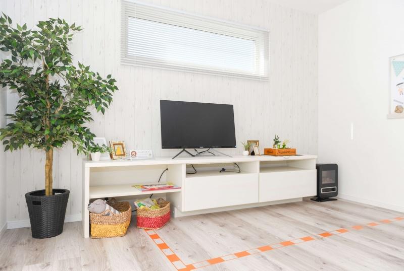 TVボード(玄関)