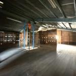 倉庫2階北側部分(内装)
